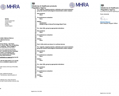 """NEWGENE Novel Coronavirus Detection Products Obtained CE Certification and Listed on """"Export Allow List"""""""